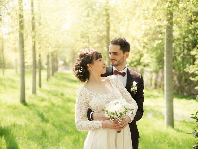 Le mariage de Antoine et Céline à Pont-de-l'Arche, Eure 46