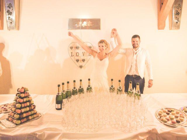 Le mariage de Jonathan et Camille à Millery, Rhône 64