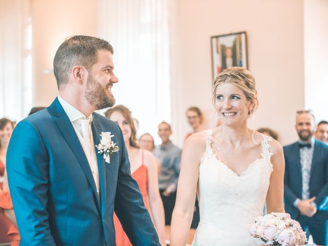 Le mariage de Jonathan et Camille à Millery, Rhône 30