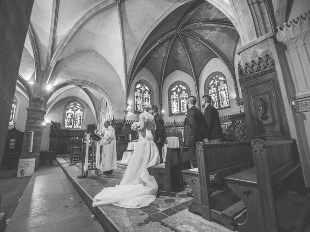 Le mariage de Jonathan et Camille à Millery, Rhône 33