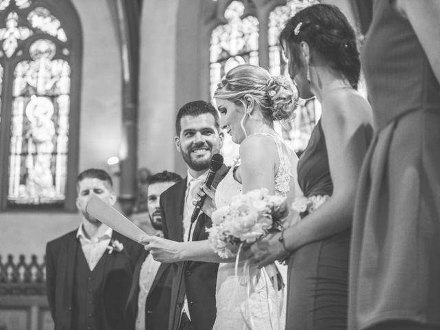 Le mariage de Jonathan et Camille à Millery, Rhône 37