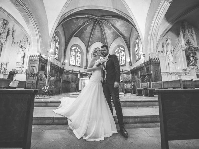 Le mariage de Jonathan et Camille à Millery, Rhône 43