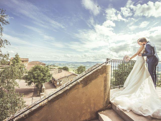 Le mariage de Jonathan et Camille à Millery, Rhône 48