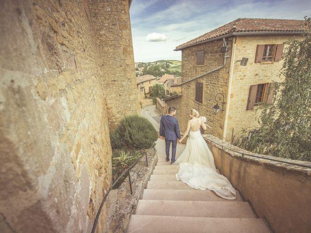 Le mariage de Jonathan et Camille à Millery, Rhône 49