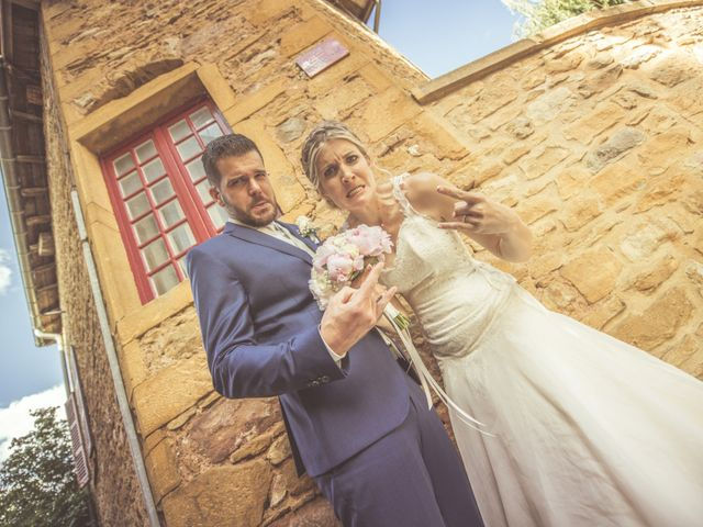 Le mariage de Jonathan et Camille à Millery, Rhône 50