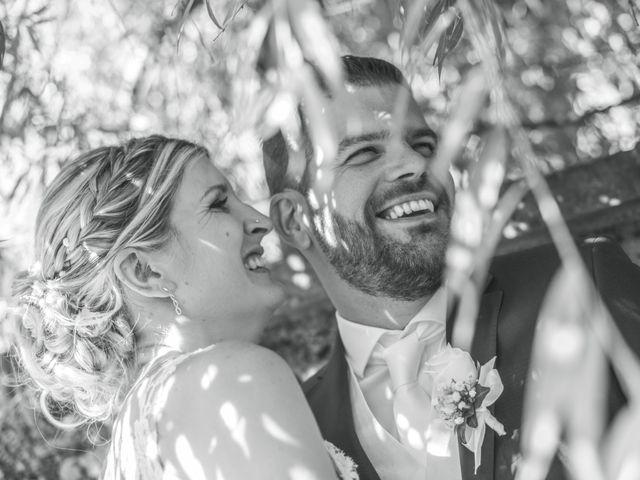 Le mariage de Jonathan et Camille à Millery, Rhône 52