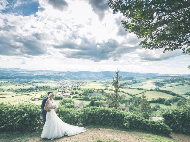 Le mariage de Jonathan et Camille à Millery, Rhône 53