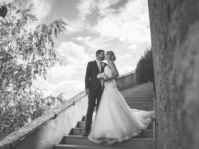 Le mariage de Jonathan et Camille à Millery, Rhône 55
