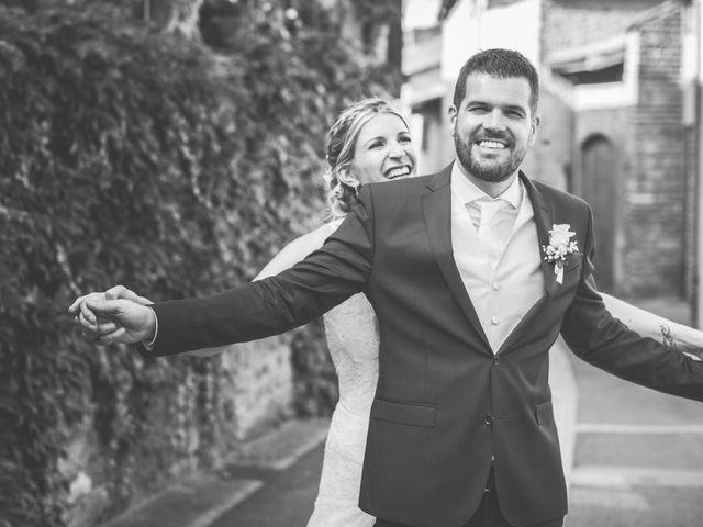 Le mariage de Jonathan et Camille à Millery, Rhône 56