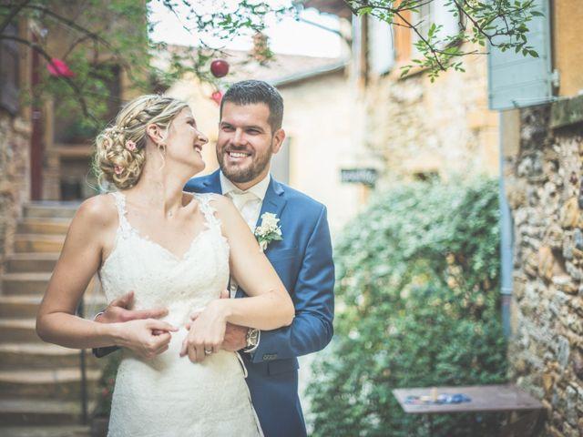 Le mariage de Jonathan et Camille à Millery, Rhône 61