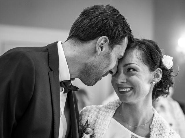 Le mariage de Romain et Sabrina à Quincampoix, Seine-Maritime 5