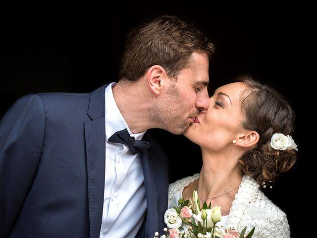 Le mariage de Romain et Sabrina à Quincampoix, Seine-Maritime 10