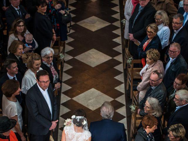 Le mariage de Romain et Sabrina à Quincampoix, Seine-Maritime 25