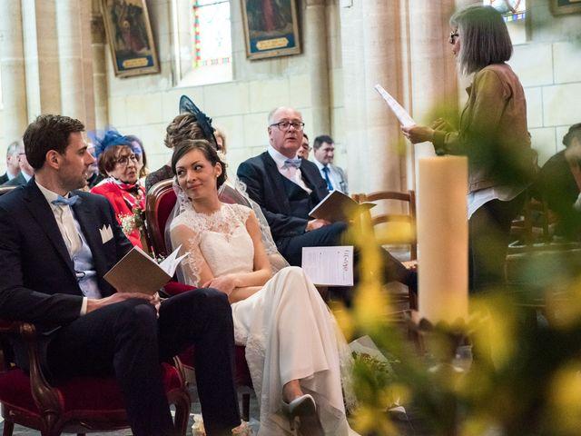 Le mariage de Romain et Sabrina à Quincampoix, Seine-Maritime 32