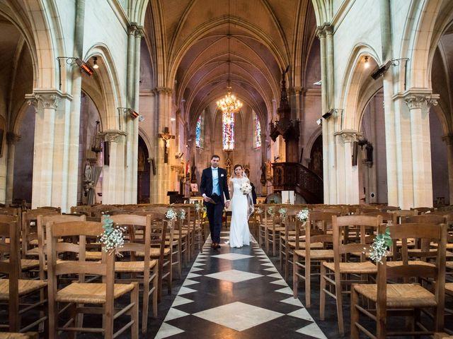 Le mariage de Romain et Sabrina à Quincampoix, Seine-Maritime 36