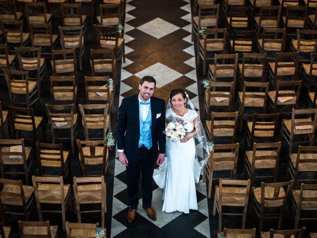 Le mariage de Romain et Sabrina à Quincampoix, Seine-Maritime 37
