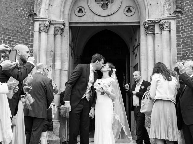 Le mariage de Romain et Sabrina à Quincampoix, Seine-Maritime 39