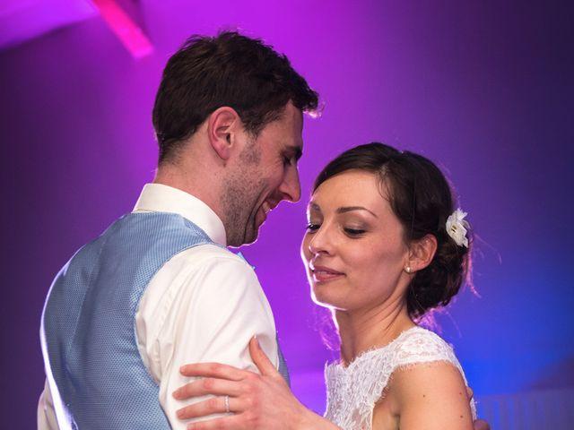 Le mariage de Romain et Sabrina à Quincampoix, Seine-Maritime 66