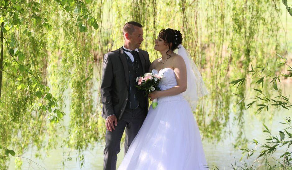 Le mariage de Olivier et Stéphanie à Fosses, Val-d'Oise