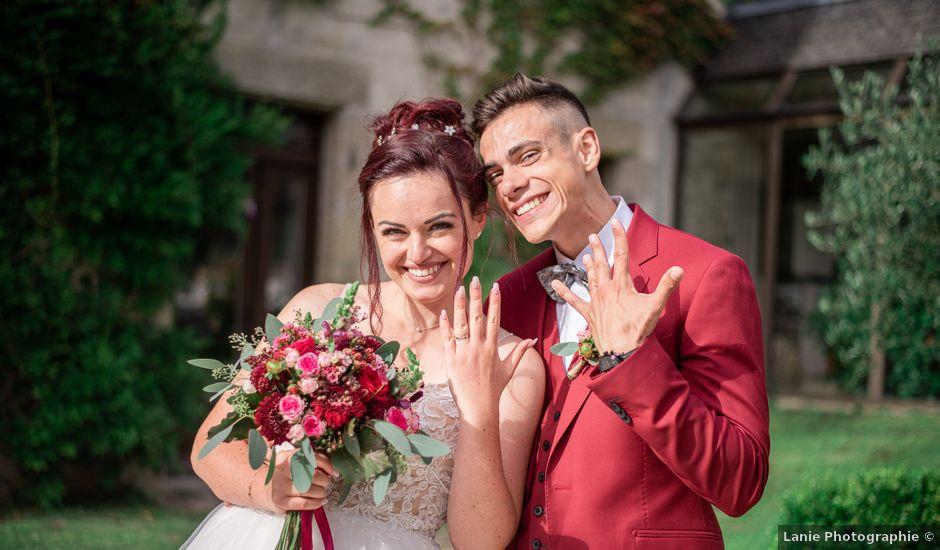 Le mariage de Teddy et Lola à Bohars, Finistère
