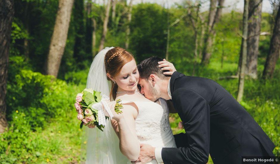 Le mariage de Nicolas et Justine à Crochte, Nord