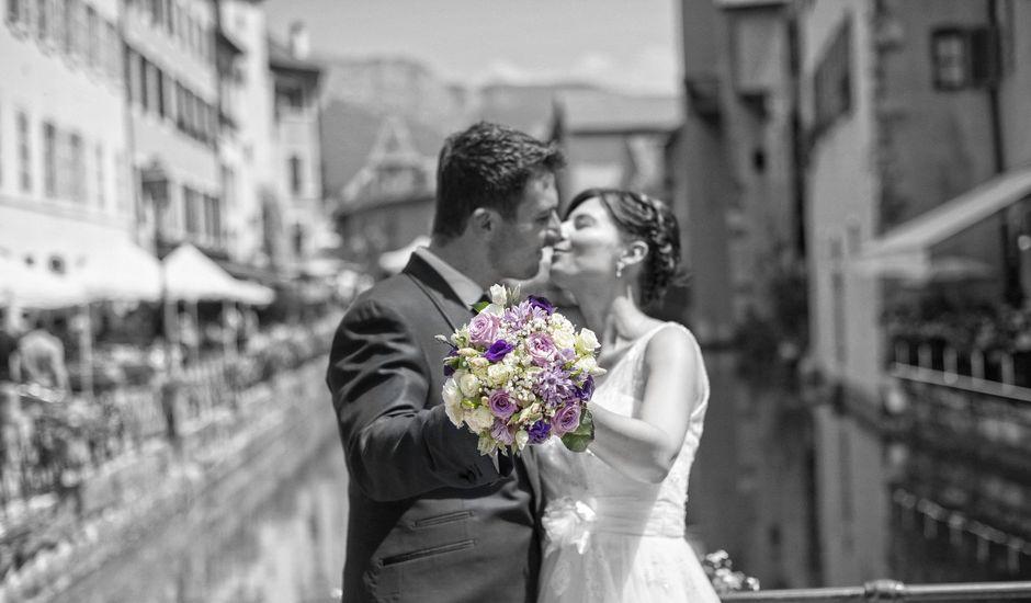 Le mariage de Philippe et Léa à Giez, Haute-Savoie