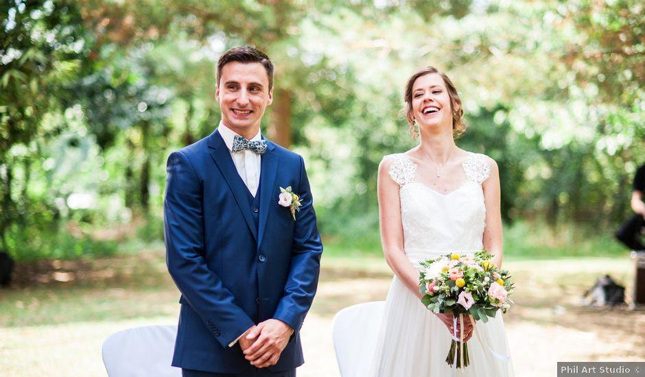 Le mariage de Bastien et Constance à Buzancy, Ardennes