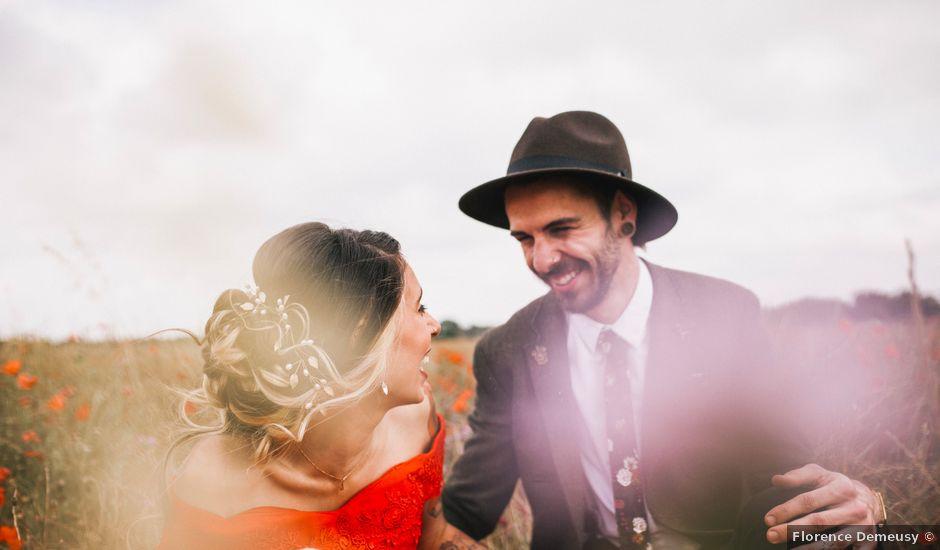 Le mariage de Lhéo et Sarah à Saint-Gilles, Gard