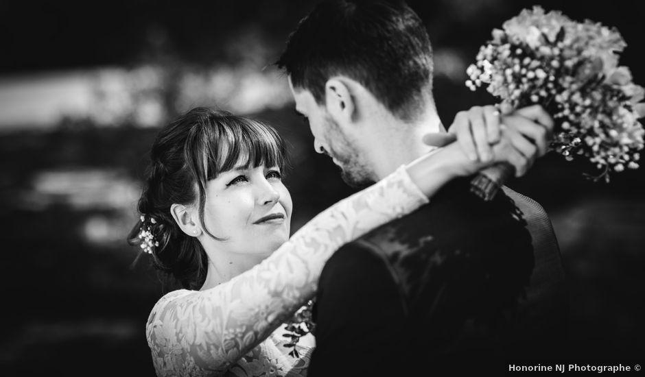 Le mariage de Antoine et Céline à Pont-de-l'Arche, Eure