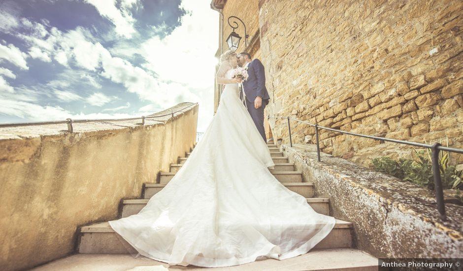 Le mariage de Jonathan et Camille à Millery, Rhône