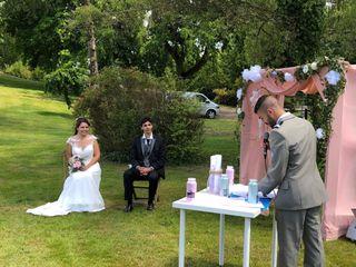 Le mariage de Anaïs  et Cyril