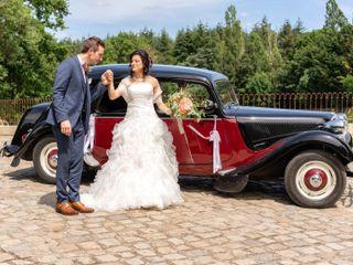 Le mariage de Rim et Jean-Charles