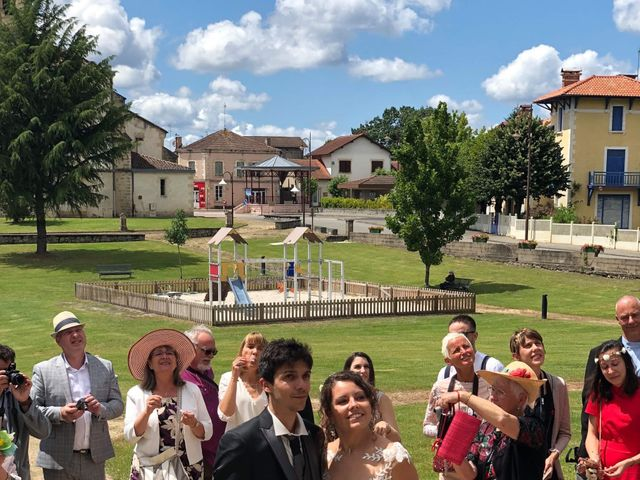Le mariage de Cyril  et Anaïs  à Rion-des-Landes, Landes 6