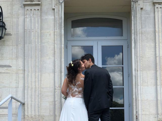 Le mariage de Cyril  et Anaïs  à Rion-des-Landes, Landes 7