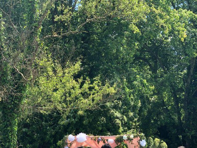 Le mariage de Cyril  et Anaïs  à Rion-des-Landes, Landes 9