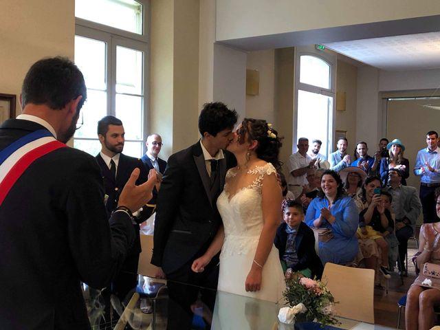 Le mariage de Cyril  et Anaïs  à Rion-des-Landes, Landes 22