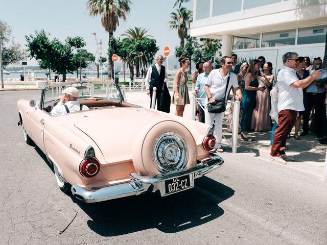 Le mariage de Julien et Christelle à Toulon, Var 5