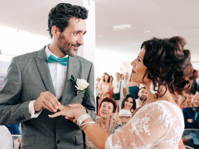 Le mariage de Julien et Christelle à Toulon, Var 20