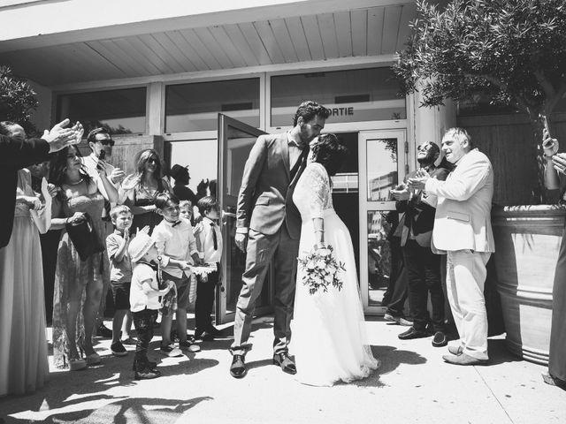 Le mariage de Julien et Christelle à Toulon, Var 22