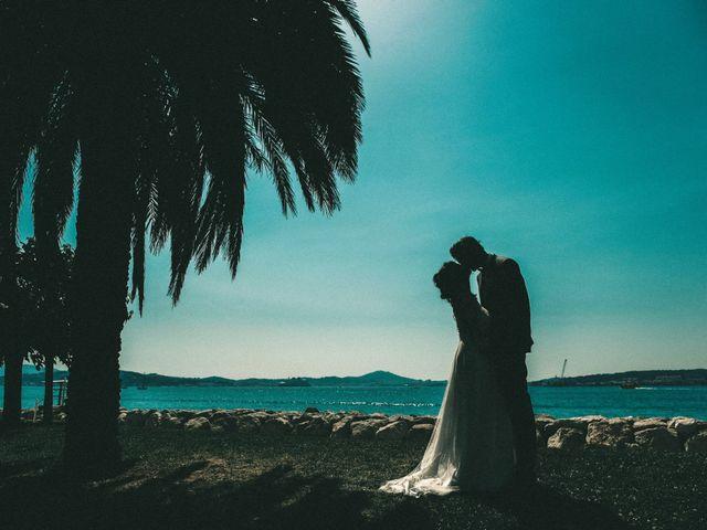 Le mariage de Julien et Christelle à Toulon, Var 32