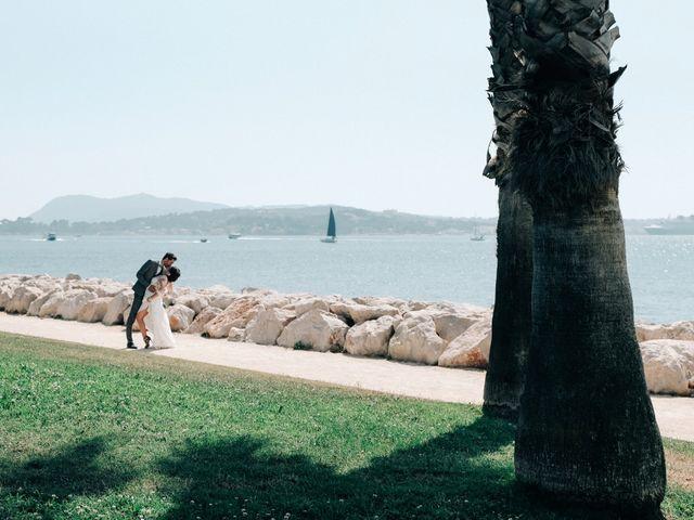 Le mariage de Julien et Christelle à Toulon, Var 33