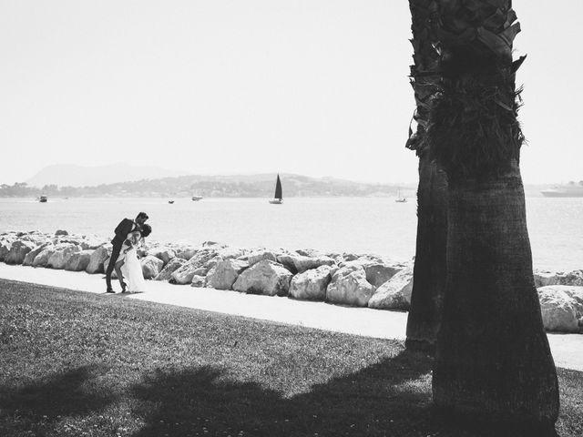 Le mariage de Julien et Christelle à Toulon, Var 34