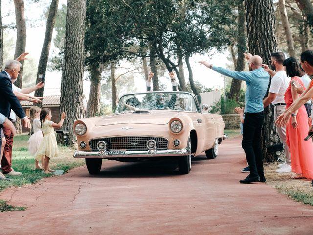 Le mariage de Julien et Christelle à Toulon, Var 46
