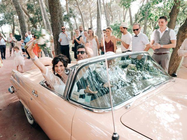 Le mariage de Julien et Christelle à Toulon, Var 47