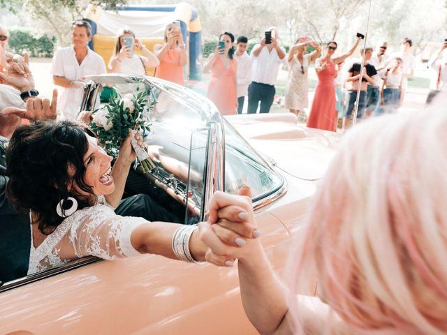 Le mariage de Julien et Christelle à Toulon, Var 48