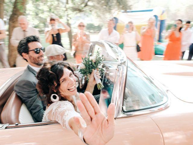 Le mariage de Julien et Christelle à Toulon, Var 49