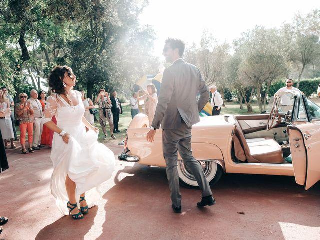 Le mariage de Julien et Christelle à Toulon, Var 51