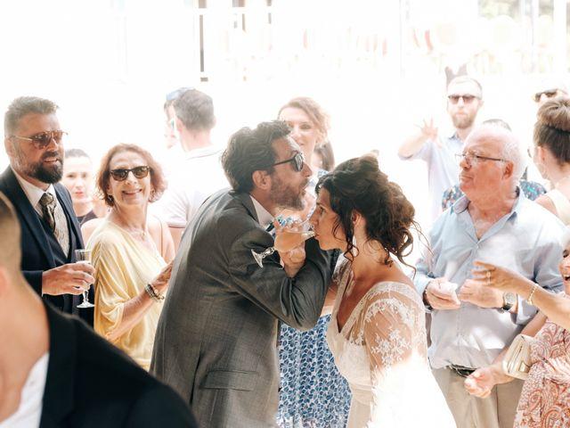 Le mariage de Julien et Christelle à Toulon, Var 54