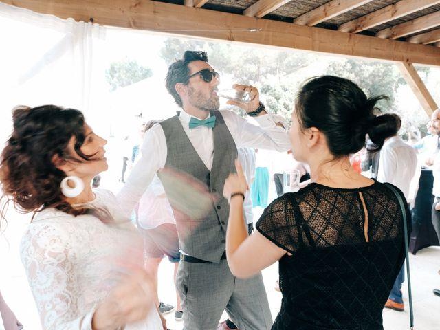Le mariage de Julien et Christelle à Toulon, Var 61