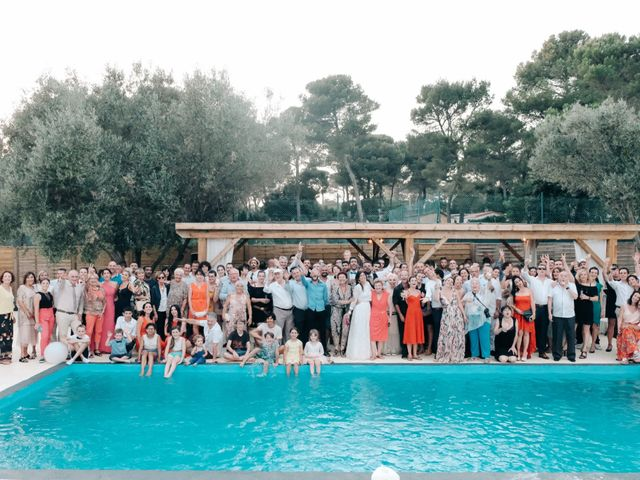 Le mariage de Julien et Christelle à Toulon, Var 66